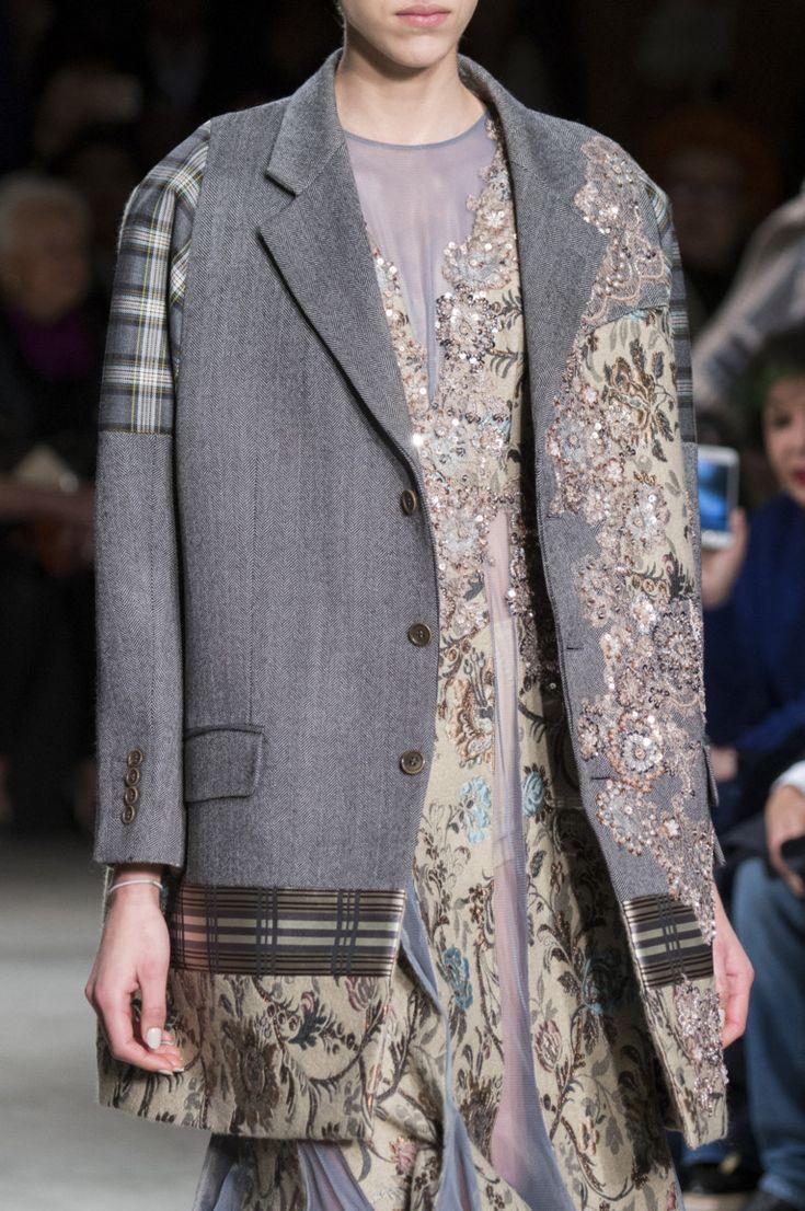 Antonio Marras детали | Коллекции осень-зима 2017/2018 | Милан | VOGUE