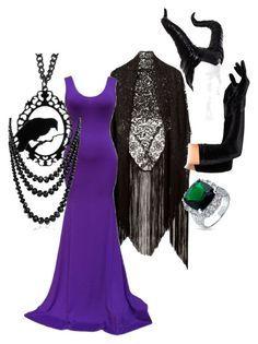 """DIY Disney Villain Costume - Maleficent"" by…"