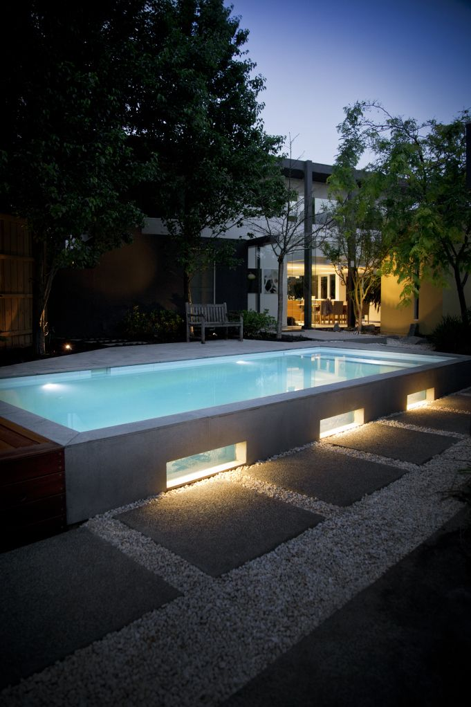 17 mejores ideas sobre piscinas elevadas en pinterest for Ver piscinas de obra