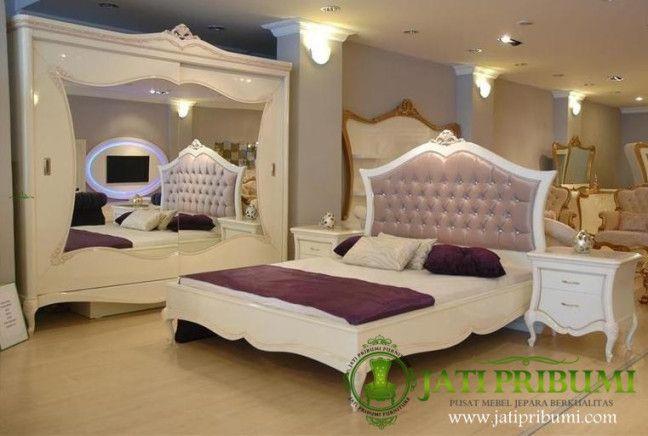 Daftar Model Set Tempat Tidur Minimalis Terbaru Furniture Jepara