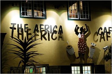 Cape Town restaurant