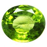 PERIDOT.  Yellowy green, olive green or even brown in colour. It is said to inspire healing, renewal, purification, rebirth and growth. It alleviates anger, jealousy and irritation. Also associated with stress reduction, relaxation, comfort and intuition. Especially good for healing. Birth stone: August. Astrological sign: Leo, Virgo, Scorpio and Sagittarius.