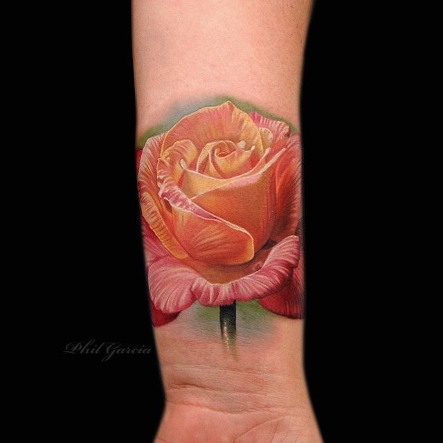 25+ Best Ideas About Yellow Rose Tattoos On Pinterest