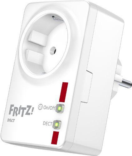 AVM Intelligente Steckdose FRITZ!DECT 200 - http://uhr.haus/avm/avm-intelligente-steckdose-fritz-dect-200