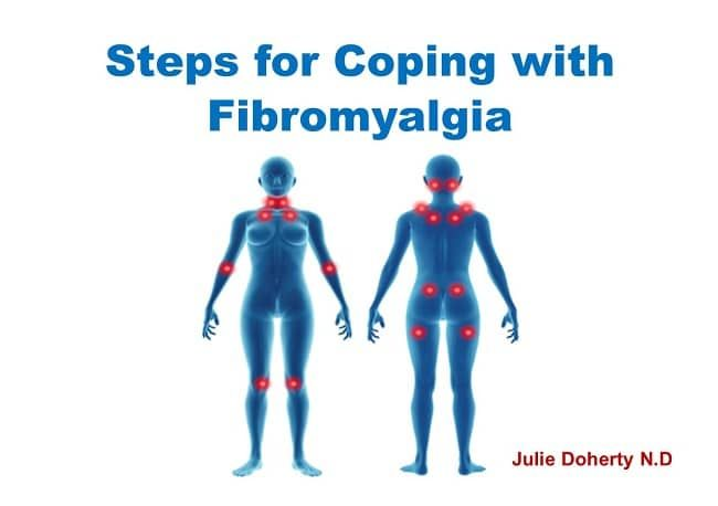 If you have fibromyalgia, difficult days are inevitable. Coping strategies may include anything from meditation to watching a funny movie. Fibromyalgia pain tends to fluctuate. On the days when your fibromyalgia pain flares, everything you try to do can seem more difficult. It's easy to become discouraged.  Here are Some Simple Steps that you can put into place that will help you: https://juliedoherty.net/coping-with-fibromyalgia-12-steps-you-can-do-to-help/#