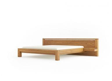 JAVORINA :: Masívna dubová posteľ Next | Solid oak bed Next