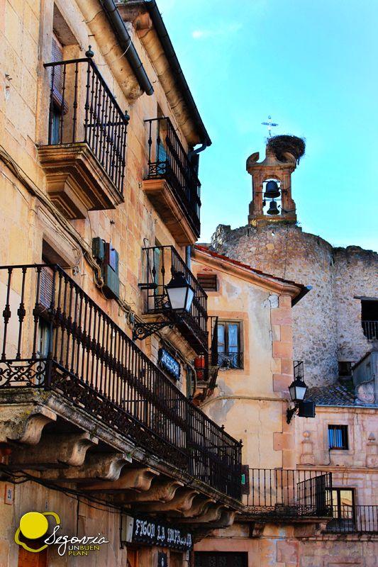 ¿Conoces Sepúlveda? Es una villa medieval que te va a encantar. Más aún si lo haces a través de sus visitas guiadas teatralizadas. http://goo.gl/YgybG