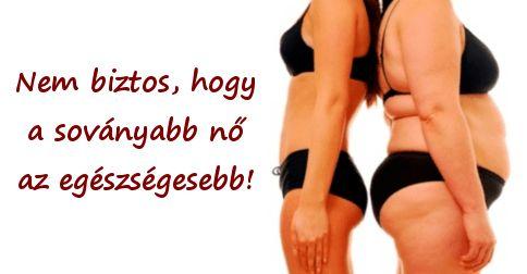 Metabolikusan egészséges elhízás | Fogyókúra DETOX