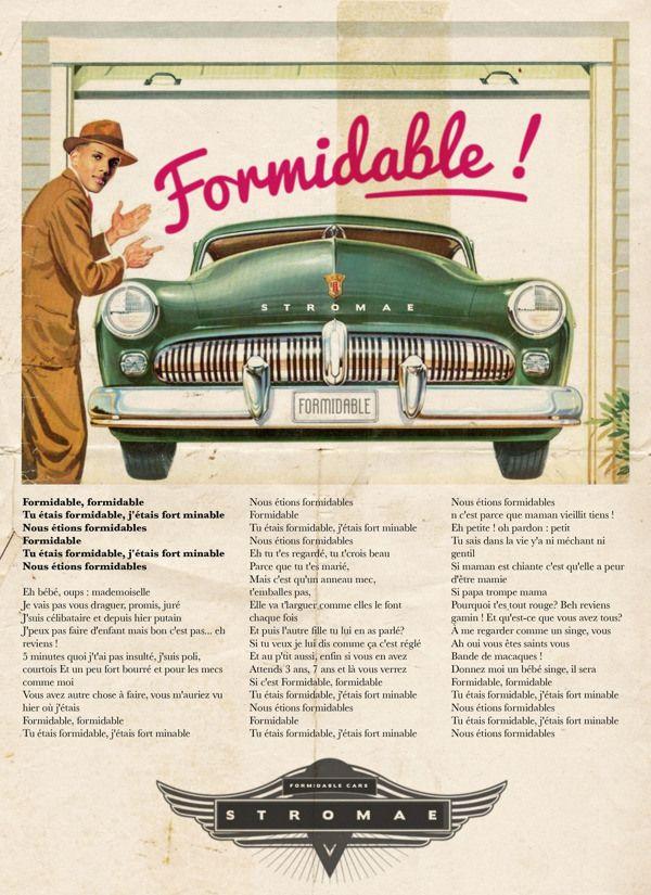 Ads Libitum IEUP5 Ads Libitum : nos stars préférées dans des publicités vintages !