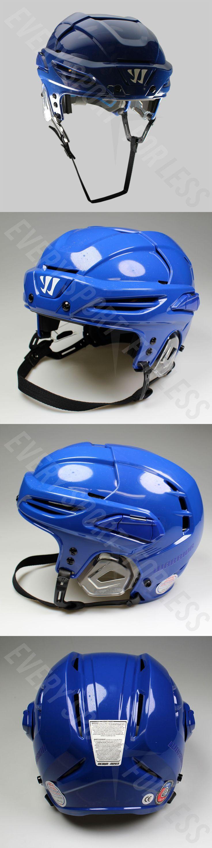 Helmets 20854: Warrior Sports Adult Covert Px+ Hockey Helmet Pxph6 - Royal (New) -> BUY IT NOW ONLY: $179.99 on eBay!