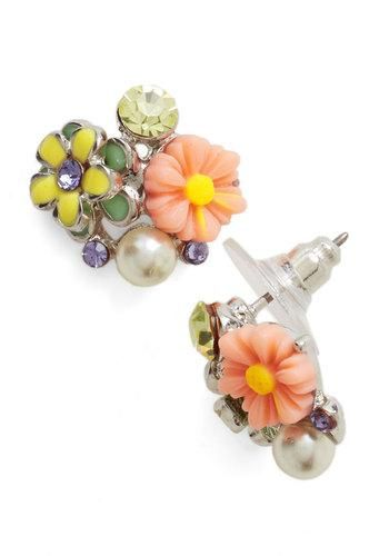 In Dew Time Earrings in Afternoon