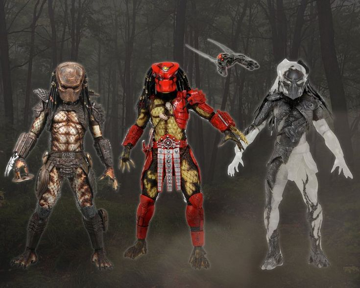 The Masked City Hunter, the Camo Cloaked Falconer and the Big Red Predator