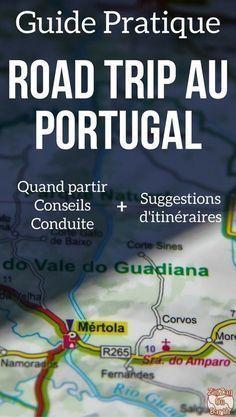Portugal Travel – Guía práctica para planificar su viaje por carretera a Portugal con …