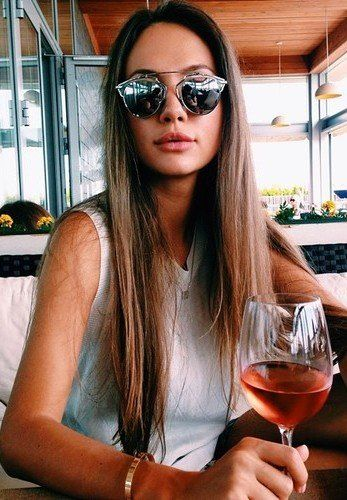 Image result for SXSW clear oversized circle sunglasses inspiration