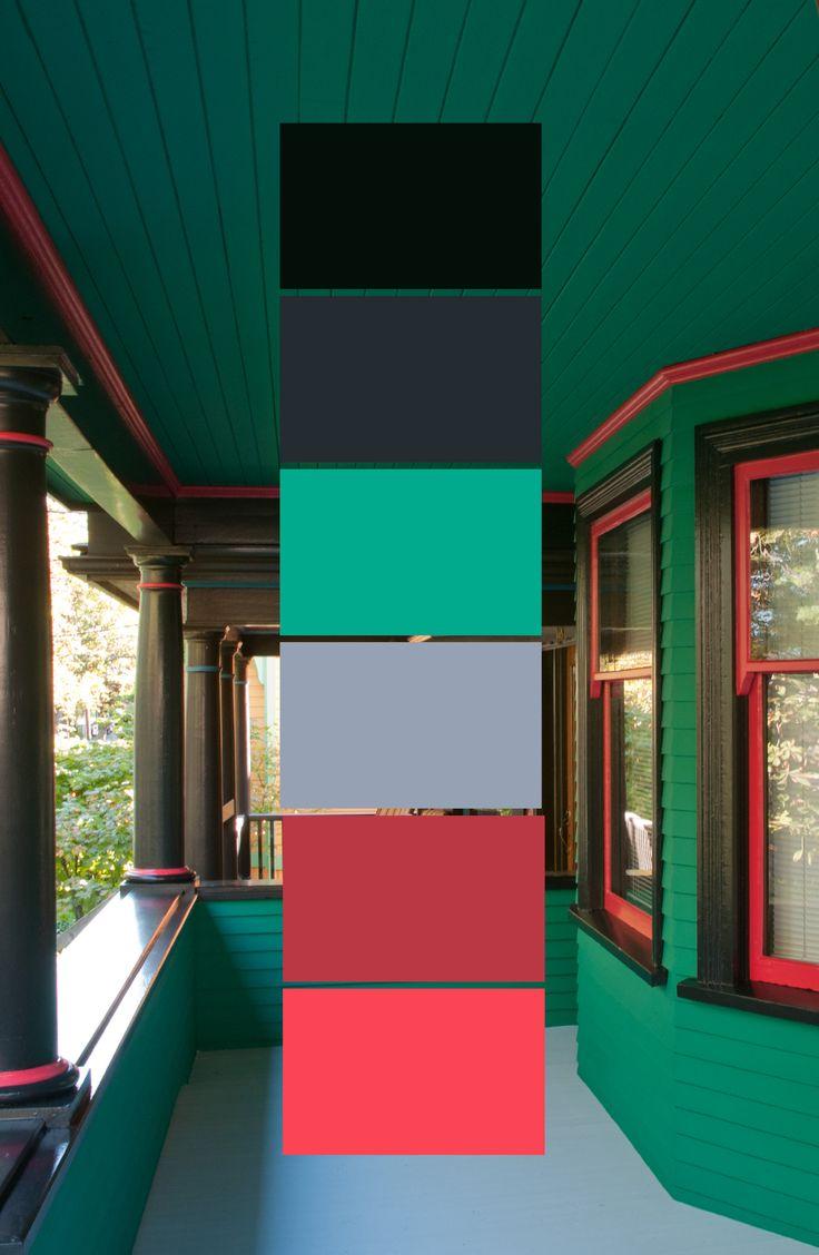 47 best exterior design paint swatches images on pinterest