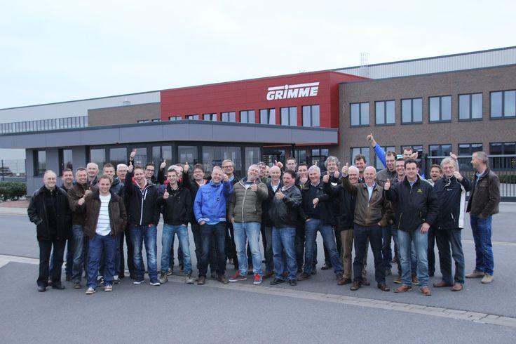 Grimme Technica 2014 Stehouwer Grimme Premium Partner www.sthmachines.nl