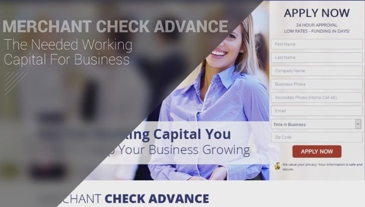 Merchant Advisors presents merchant check advance - the needed working capital for business. Get merchant check advance today! Our advance is flexible, quicker to close with and paperwork than traditional loans. Our Electronic Payment Advance (EPA) is an upfront lump sum cash payment against future electronic sales or revenues. Visit us at www.onlinecheck.com/merchant_check_advance.html