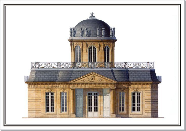 394 besten follies bilder auf pinterest pavillon for Klassische architektur