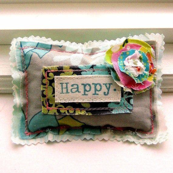 Small Pillow Sachet- Inspiration