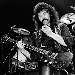 100 Greatest Guitarists: Tony Iommi | Rolling Stone - (Black Sabbath, Heaven & Hell, Mythology)