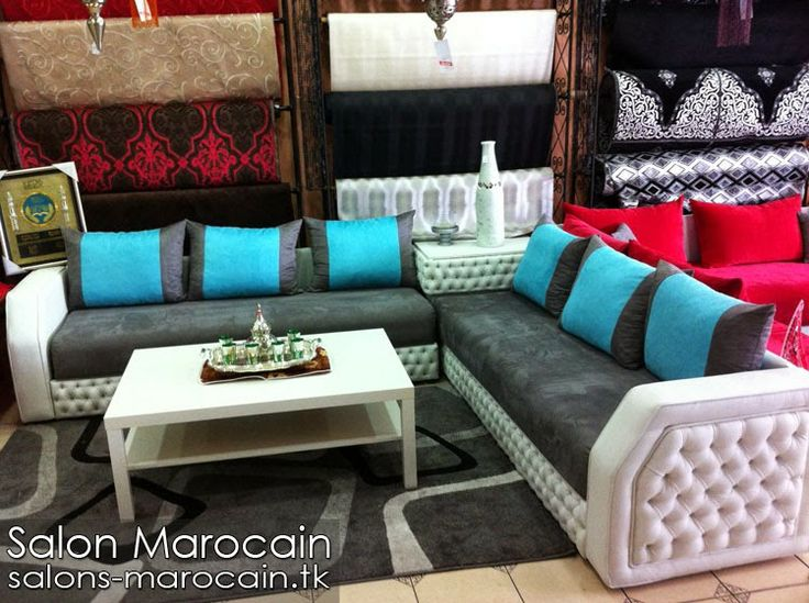 51 best salon marocain images on Pinterest | Les salons marocains ...