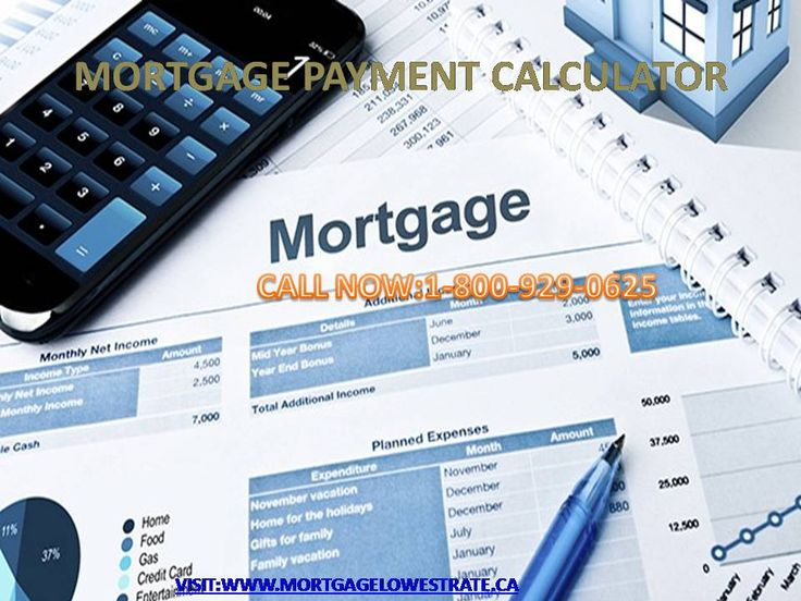 The  Best Mortgage Payment Calculator Ideas On