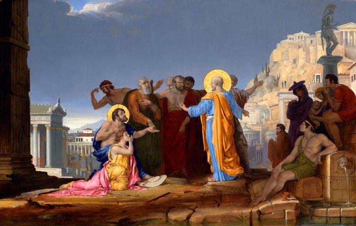 St Paul in Corinth