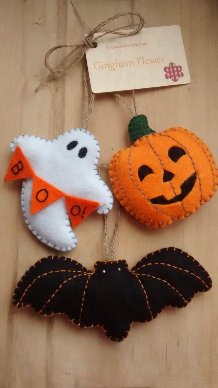 577 b sta bilderna om filt p pinterest filthandarbeten for Halloween decorations to make