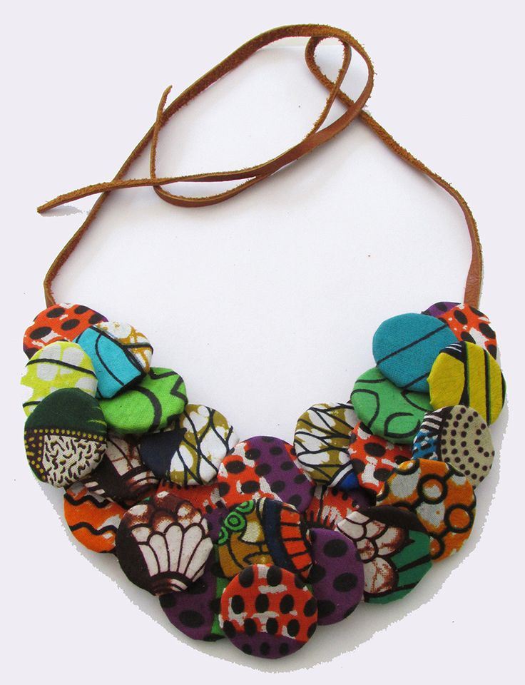 Fundi unique handmade African Necklaces - Modern Tradition Australia