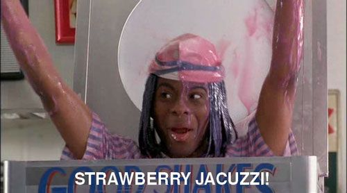 Welcome to Good Burger. Home of the Good Burger. Can I take your order? (you know you just read that in Kel voice)