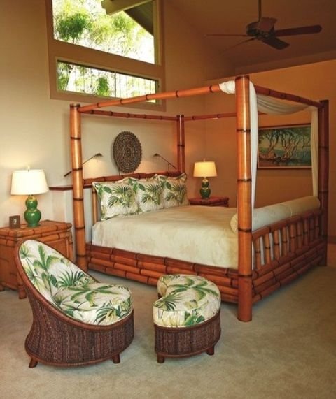 Best 25+ Tropical Bedrooms Ideas On Pinterest | Tropical Bedroom Decor, Tropical  Decor And Hawaiian Bedroom