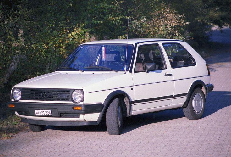 Alle Größen | VW Golf GTD 1984 in 1985 | Flickr - Fotosharing!