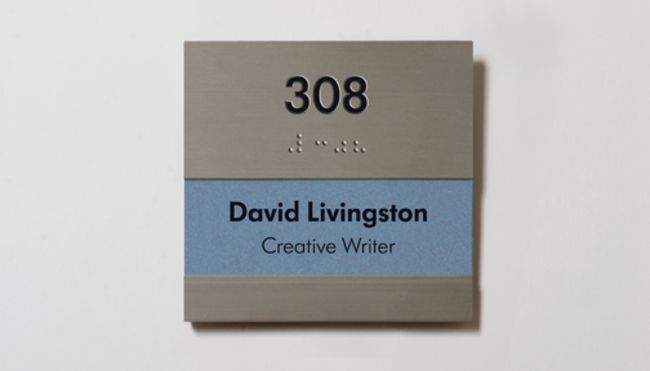 interior corporate sign system office - Google Search