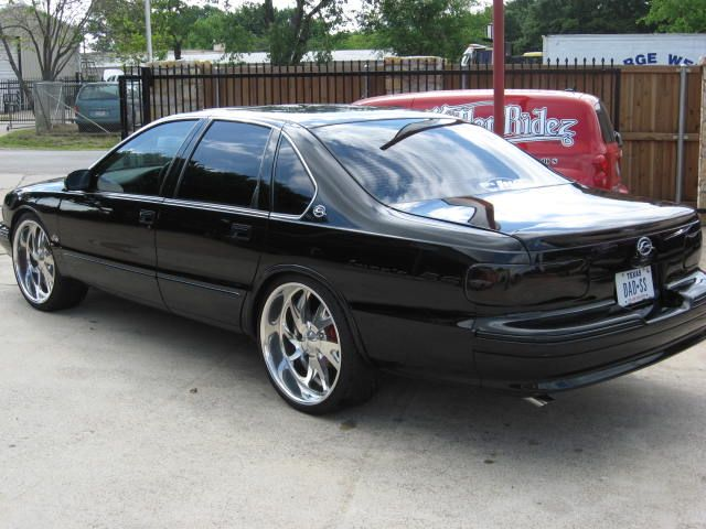 Image result for Custom 1996 Chevy Impala SS