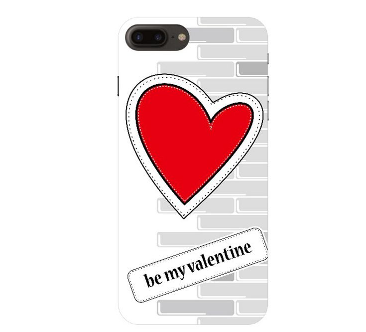 iPhone 7 Plus Case iPhone 7s Plus Case Love Heart by DPOWER CASE 386-2 #UnbrandedGeneric
