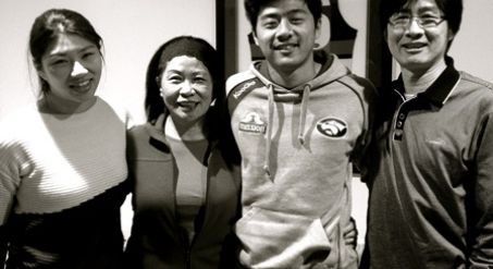 """Learn the fascinating story of Lin Jong, the first Taiwanese player to player AFL. We visited his home and met mother, Faye  and father, Vitor, as we enjoyed """"Tea with the Jongs""""..."""