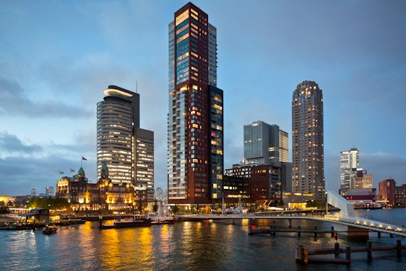 Planet Appetite: The Surprising Shock of the New in Rotterdam, Holland