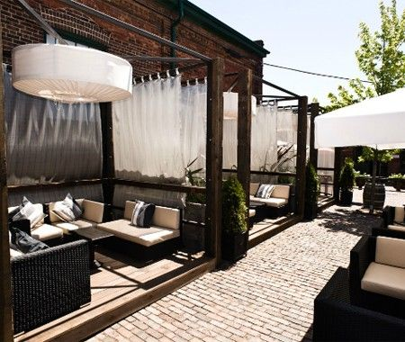 Photo Gallery: Inspiring Restaurant Patios
