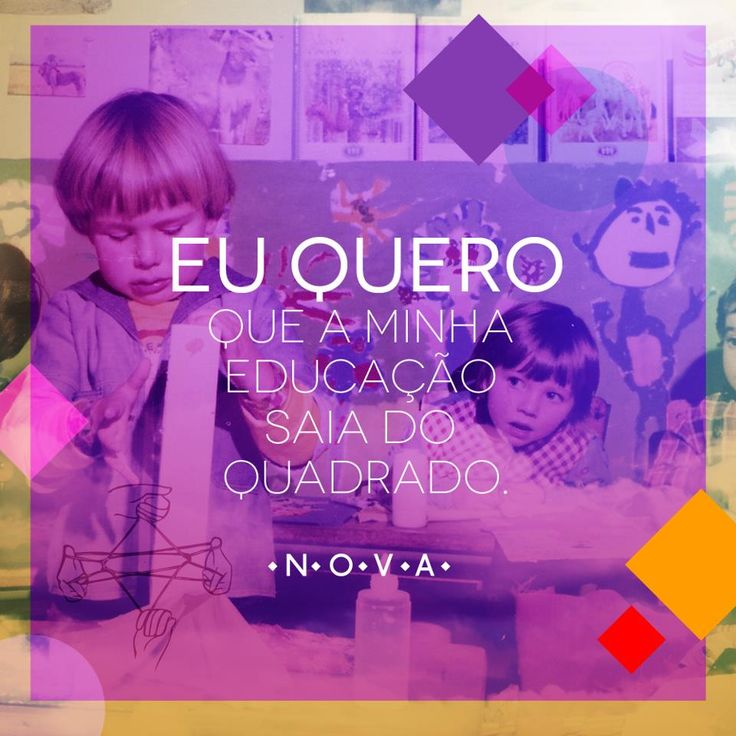 educação - Nova