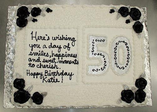 50th birthday cake for man   50th Birthday Cake Ideas   50th Birthday Cake Sayings