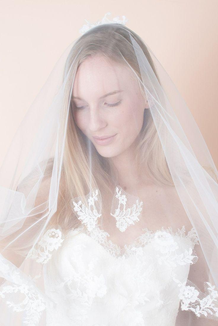 Nora Sarman Bridal / Veil Ambrosia