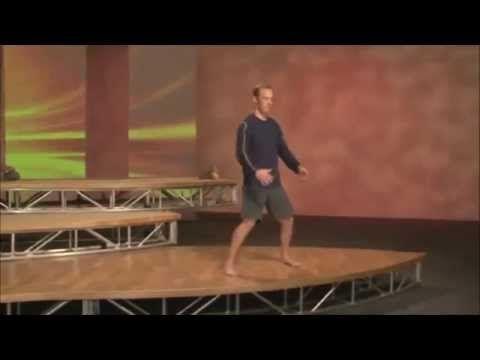 Ли Холден - Утренняя практика Ци(40 минут) - YouTube