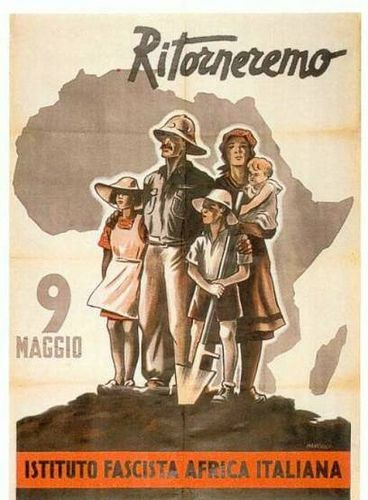 We'll Return. Italian Africa | Flickr - Photo Sharing!