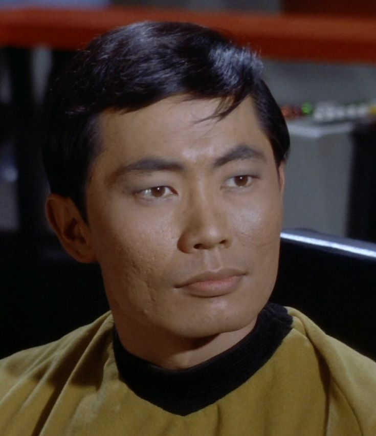 Sulu * Captain Hikaru Sulu, the character played by George Takei on TV's Star Trek.