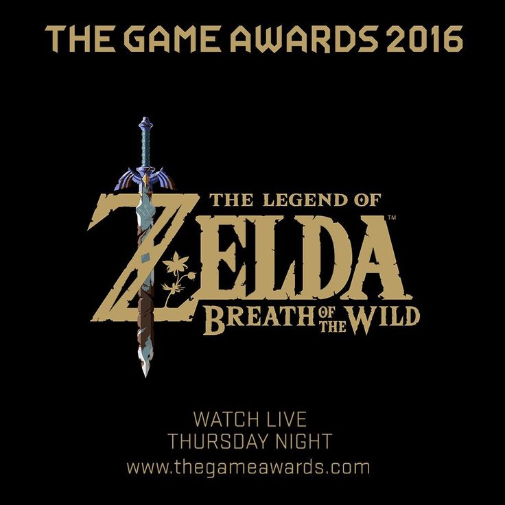 Geoff Keighley the host of this year's The Game Awards announced on his Twitter account that the upcoming iteration in The Legend of Zelda series The Legend of Zelda: Breath of The Wild will be making an appearance at this year's The Game Awards.