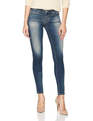 Women's the Legging Super Skinny Destructed Jean
