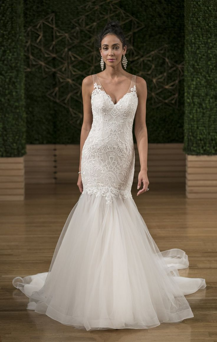 2020 best wedding dress to say yes to images on pinterest for Maggie sottero mckenzie wedding dress