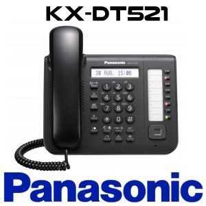 Get the benefits of Panasonic DT521 PBX Dubai because it has some advanced features for your business communication.