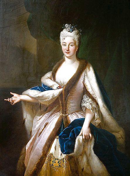 Marianna Lubomirska (1693-1729)
