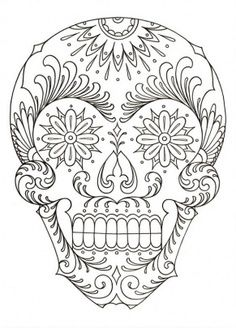 Worksheets Dia De Los Muertos Worksheets 1000 images about mascara dia de los muertos on pinterest coloring pages grade paper projects worksheets muertos